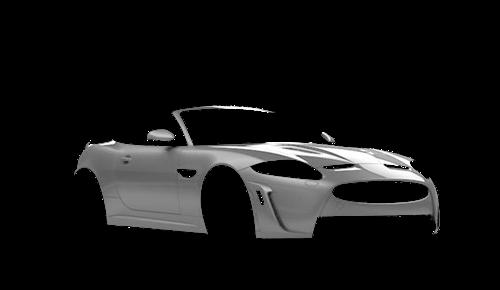 Цвета кузова XKR-S Cabrio